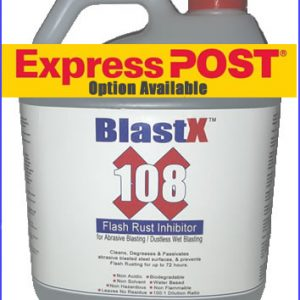 BlastX 108 Flash Rust Inhibitor Express Post