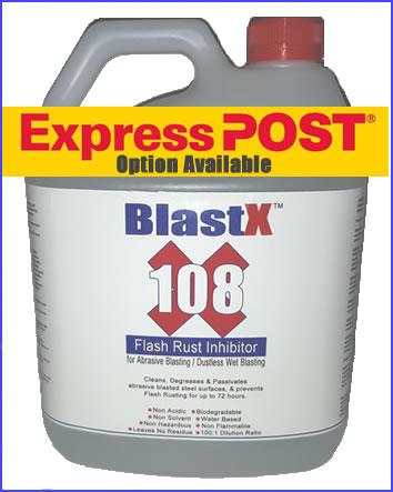 BlastX 108 Flash Rust Inhibitor Express Post